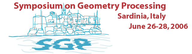SGP 2006 - Fourth Symposium on Geometry Processing